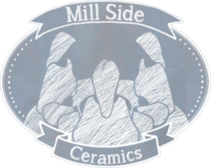 millside ceramics, tyendinaga, marleen murphy, native art, logo, first nations artist, sacred circle, soy candles